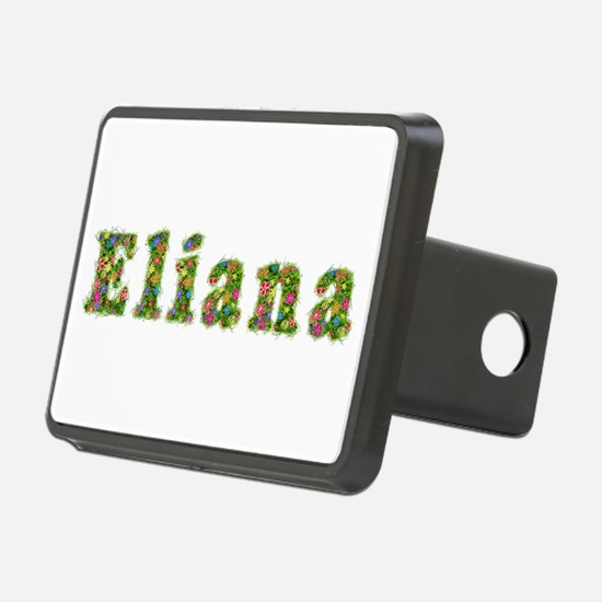 Eliana Floral Hitch Cover