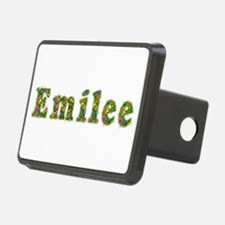 Emilee Floral Hitch Cover