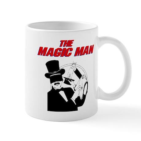 The Magic Man Mug