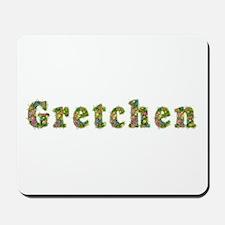 Gretchen Floral Mousepad