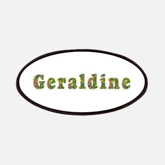 Geraldine Floral Patch