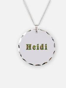 Heidi Floral Necklace