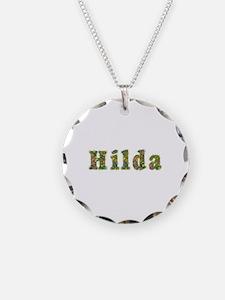 Hilda Floral Necklace
