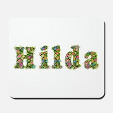 Hilda Floral Mousepad