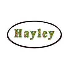 Hayley Floral Patch