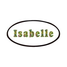 Isabelle Floral Patch