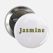 Jasmine Floral Button