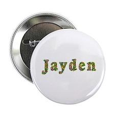 Jayden Floral Button