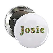 Josie Floral Button