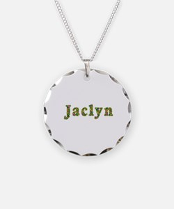 Jaclyn Floral Necklace