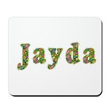 Jayda Floral Mousepad