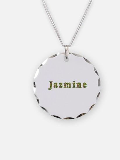 Jazmine Floral Necklace