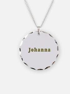 Johanna Floral Necklace