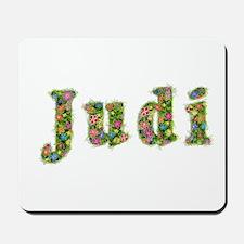 Judi Floral Mousepad