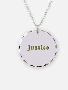 Justice Floral Necklace