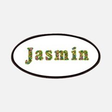 Jasmin Floral Patch