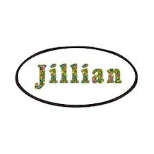 Jillian Floral Patch