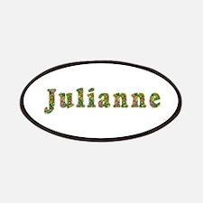 Julianne Floral Patch