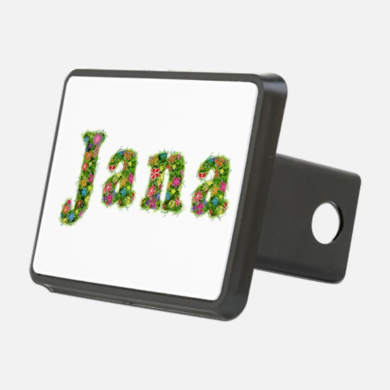 Jana Floral Hitch Cover