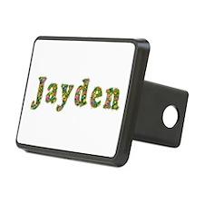 Jayden Floral Hitch Cover