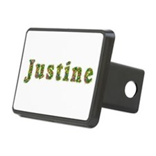 Justine Floral Hitch Cover