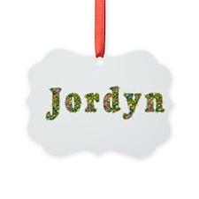 Jordyn Floral Ornament