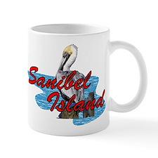 Sanibel Pelican Mug