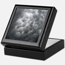 Storm Clouds Keepsake Box
