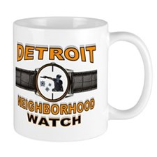 DETROIT WATCH Mug