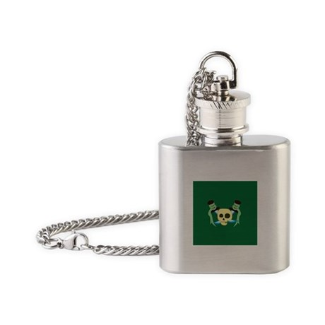 Pirate Flask Necklace