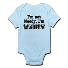 Im Wanty Infant Bodysuit