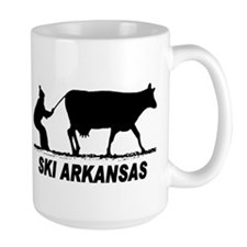 The Ski Arkansas Shop Mug