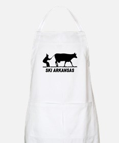 The Ski Arkansas Shop BBQ Apron