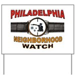 PHILADELPHIA Yard Sign