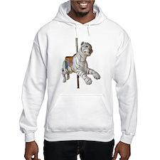 carousel tiger Hoodie