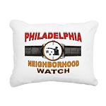 PHILADELPHIA Rectangular Canvas Pillow