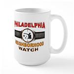 PHILADELPHIA Large Mug