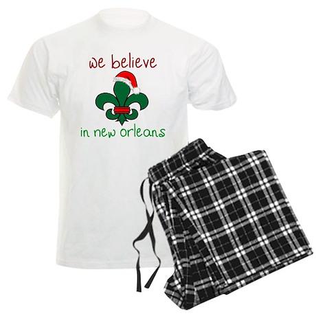 We Believe Men's Light Pajamas