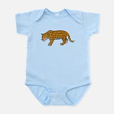 Baby Jaguar Infant Bodysuit