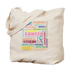 Hereditary Breast Cancer Awareness Tote Bag