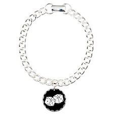 Retro Dice Bracelet