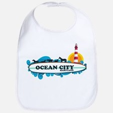 Ocean City MD - Surf Design. Bib