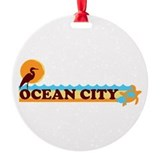 Ocean city maryland Ornaments