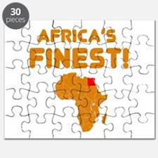Egypt map Of africa Designs Puzzle