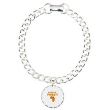 Egypt map Of africa Designs Bracelet