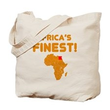 Egypt map Of africa Designs Tote Bag