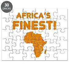Eritrea map Of africa Designs Puzzle