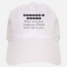 Writers Block Baseball Baseball Cap