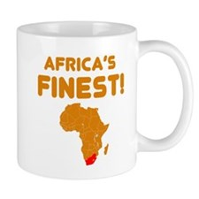 South Africa map Of africa Designs Mug