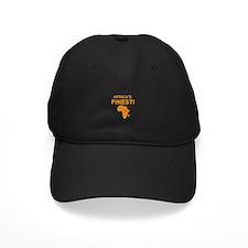 South Sudan map Of africa Designs Baseball Hat